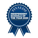 Finalist for Independent School of the Year 2020